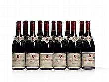 11 bottles 1996/97 Faiveley Premier Cru, Burgundy