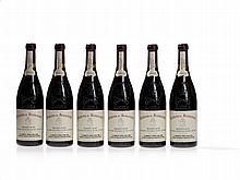 6 bottles 1995 Château de Beaucastel, Châteauneuf-du-Pape