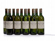 10 bottles 1996 Château Laville-Haut-Brion Blanc