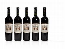 5 bottles 1996 Concha y Toro Don Melchor, Maipo/Chile