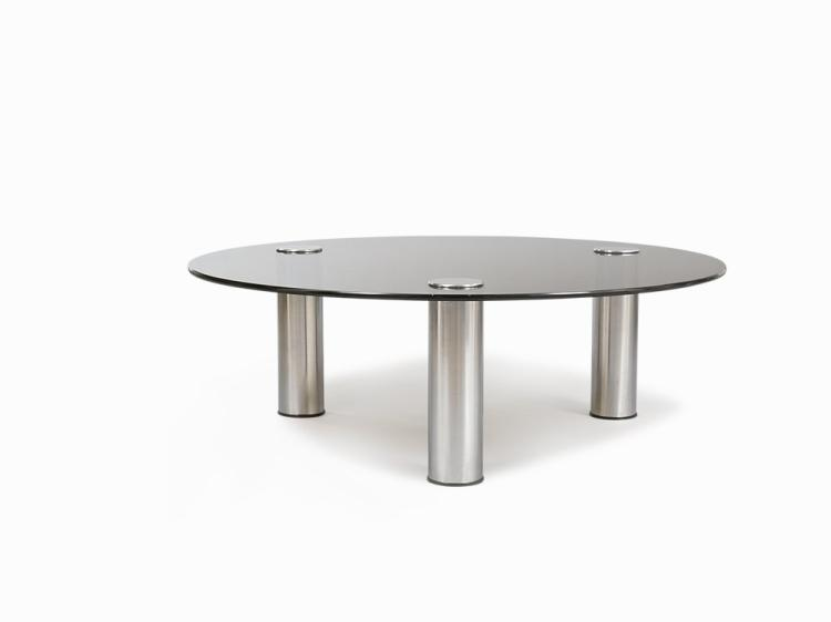 Marco Zanuso, Low Centre Table, Italy, c1970s