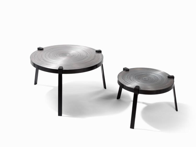 Tim Vanlier, Remetaled Tables, 2016