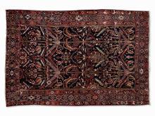 Bakhtiar Palace Carpet 22m², ex Parviz Khan Esfandiari, c. 1895