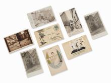 Estate of H. Zille, Conovlute of Postcards, Ger., 1st H. 20th C