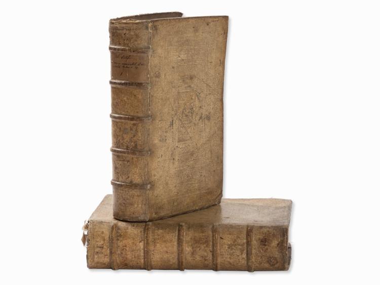 J. Wolf, Lectionum memorabilium et reconditarum, 2 Vol., 1600