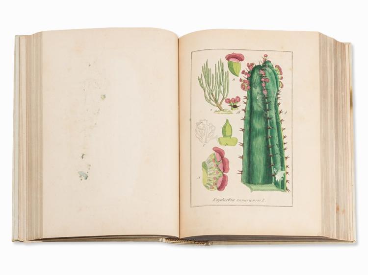 Eduard Winkler, Handbook of Med-Pharm. Botany, Leipzig, 1842