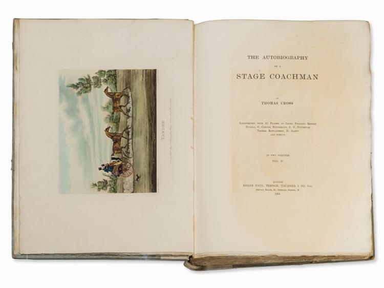 Thomas Cross, Autobiography of a Stage Coachman, London, 1904