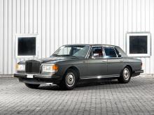 Rolls-Royce Silver Spirit Mark II, Model Year 1991