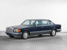 Mercedes-Benz 420 SEL Longversion, Model Year 1988