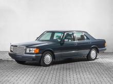 Mercedes-Benz 300 SE Limousine, Model Year 1991