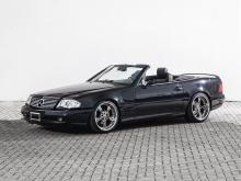 Mercedes-Benz SL 500 Roadster Convertible, Model Year 1997