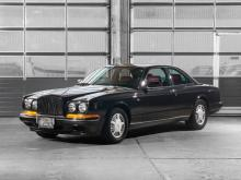 Bentley Continental R, Baujahr 1992