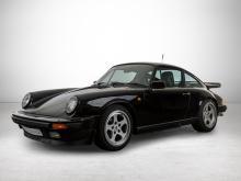 Porsche 911 Carrera 3.2, Model Year 1986