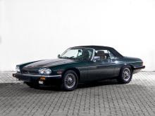 Jaguar XJS V12 Convertible, Model Year 1991