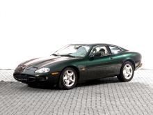 Jaguar XK8 Coupé, Model Year 1996