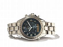 Breitling Chronograph Reveil, Switzerland, Around 1990