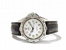 Breitling Colt Wristwatch, Switzerland, Around 2000