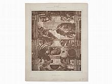 Adolphe Braun, Carbon Print, The Creation of Adam, 1868/69