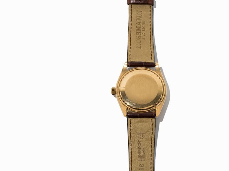 Rolex Oyster Perpetual, 18K Gold, Switzerland, 1966
