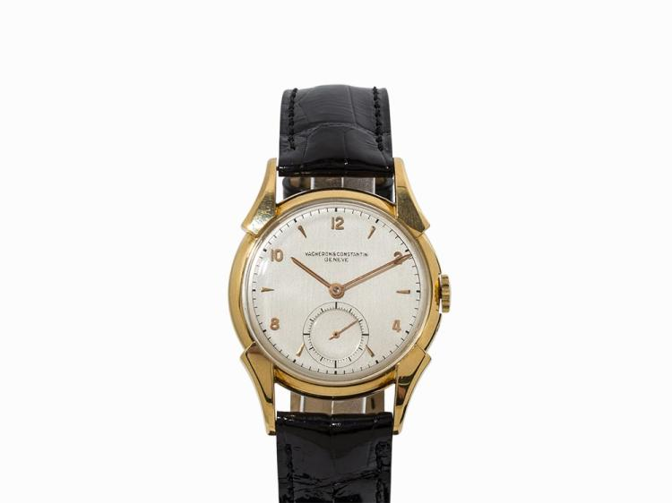 Vacheron & Constantin Wristwatch, 18K Gold, Switzerland, 1950s