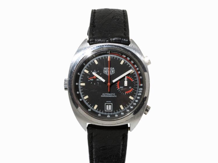 Heuer Monza Chronograph, Switzerland, 1970s