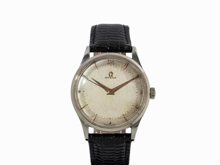 Omega Wristwatch, Switzerland, 1952