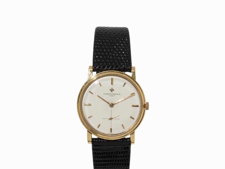 Vacheron & Constantin Vintage Wristwatch, Switzerland, 1960s