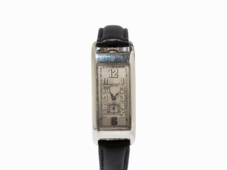 Movado Polyplan Chronometer, Ref. 4009, Switzerland, c. 1912