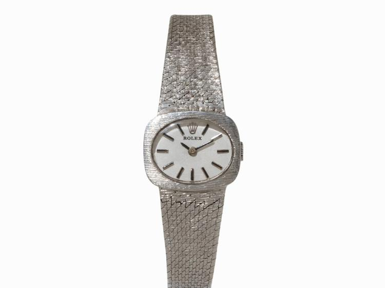 Rolex Vintage Ladies' Watch 18K Gold, Switzerland, 1960-1970