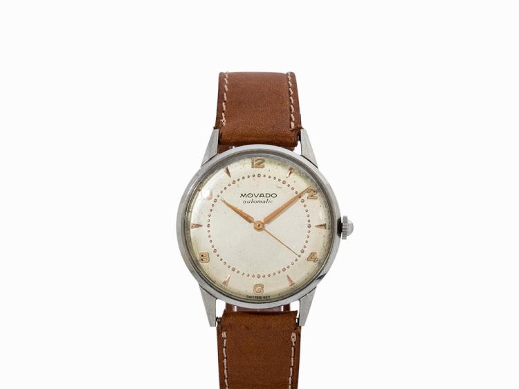 Movado Vintage Wristwatch, 1960s