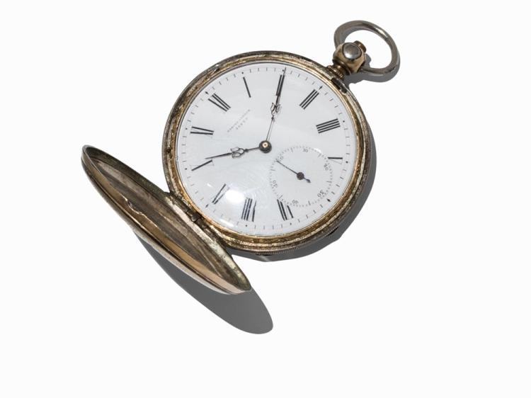 Tobias Pocket Watch, United Kingdom, 1870-1883