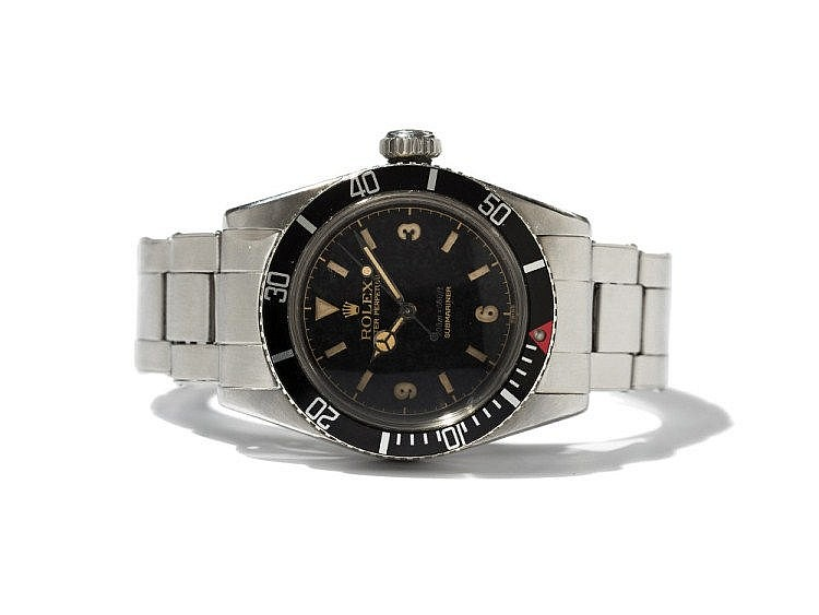 Rolex Submariner, James Bond