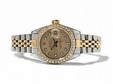 Rolex Datejust, Ref. 69173, Switzerland, Around 1990