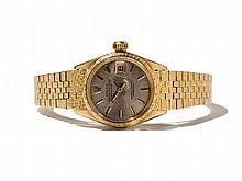 Rolex Datejust Women's Watch, Ref. 6517, Switzerland, C. 1970
