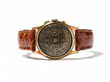 Rolex Chronograph Piccolino, Ref. 3055, Switzerland, C. 1950