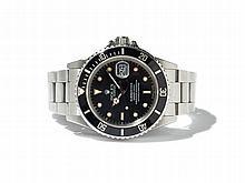 Rolex Submariner, Ref. 16800, Switzerland, Around 1985
