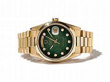 Rolex Day Date Malachite, Ref. 18208, Switzerland, Around 1978