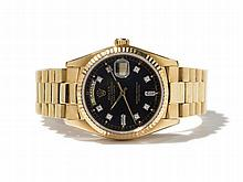 Rolex Day Date, Ref. 1803/18000, Switzerland, Around 1975