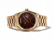 Rolex Day Date Chronometer, Ref. 1803, Switzerland, Around 1970