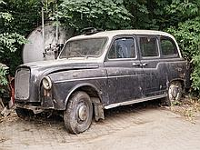 "Austin FX 4 ""LondonTaxi"", Model Year 1969"
