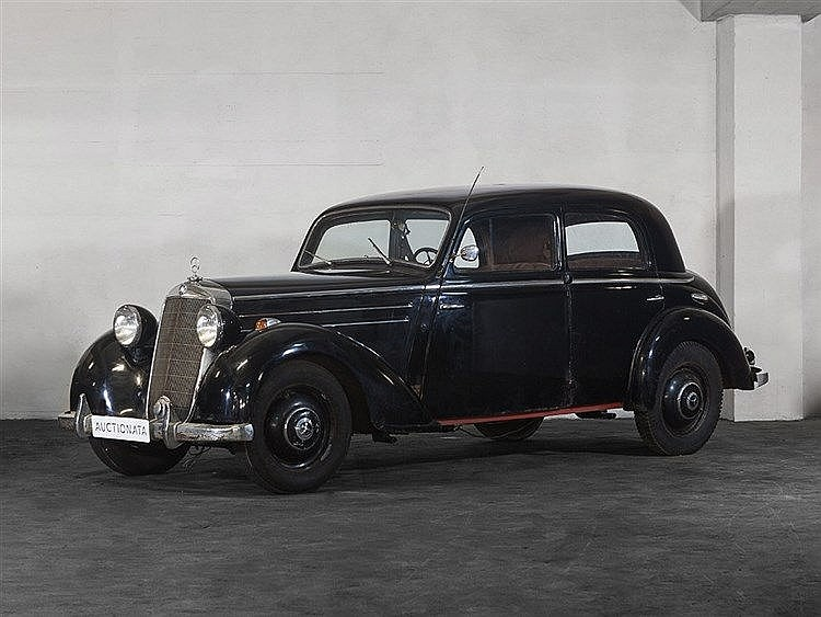 Mercedes benz 170 ds model year 1952 for Mercedes benz 170 ds for sale