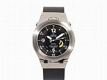 Eterna KonTiki Diver Men's Wristwatch, Ref. 1594.44.40.1154
