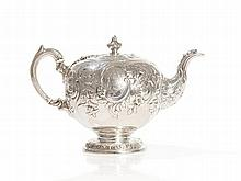 Sterling Silver Pot, Marshall & Sons, Edinburgh, 1835