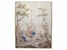 Aubusson Tapestry after Cartoon by Jean-Baptiste Huet, c. 1780
