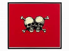 Jake & Dinos Chapman, Double Deathshead, Serigraph, 1997