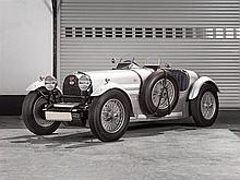 TEAL Bugatti Type 35 Replica, Model Year 1984