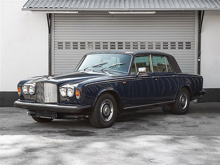 Bentley T2, Model Year1979