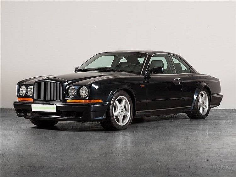 Bentley Continental T SPEZIAL R, Rare Special Edition, 1997