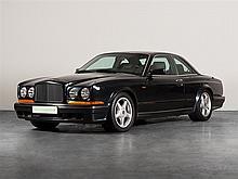 Bentley Continental T SPEZIAL R, Rare Special Edition, 1997