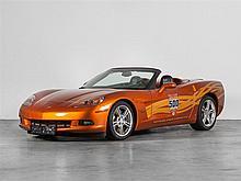 Chevrolet Corvette C6 Indy 500 Pace, Model Year 2007